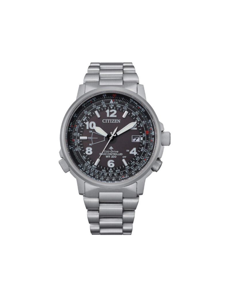 29783 - Citizen Pilot Acciaio